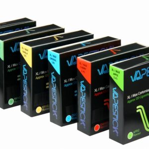 Vapestick 4 Pack Cartomiser