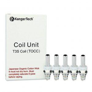 Kangertech T3S Coil