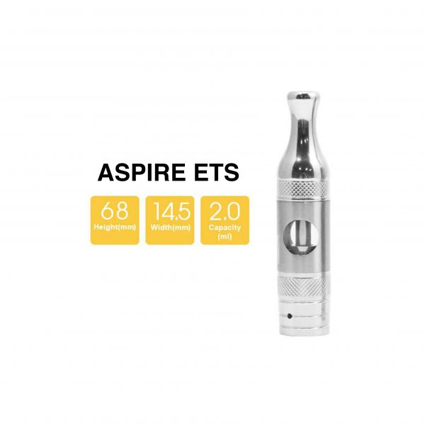 Aspire ETS Clearomiser TPD