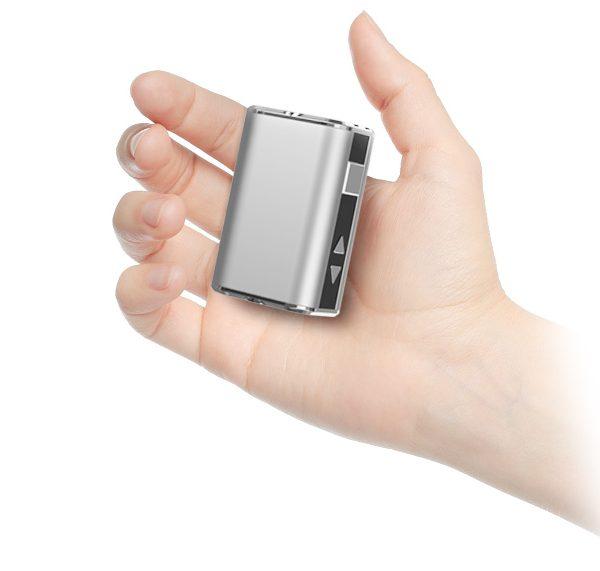Eleaf iStick Mini size comparison
