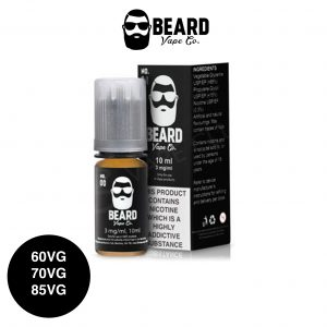 Beard Vape Co. Eliquid