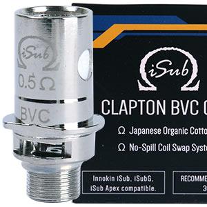 Innokin iSub BVC Clapton Coils 0.5 Ohm-396