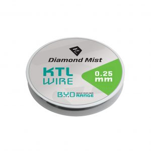 Diamond Mist KTL Wire
