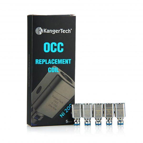 Kangertech OCC NI200 Coil
