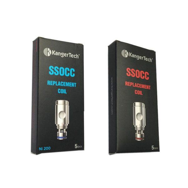 Kangertech SSOCC Replacement Coils 0.5 1.2 Ohm