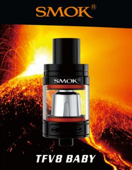 Smok TFV8 Baby Beast Tank 2ml