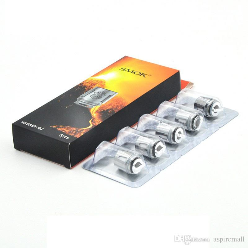 Smok TFV8 Baby Coils Available In Cardiff