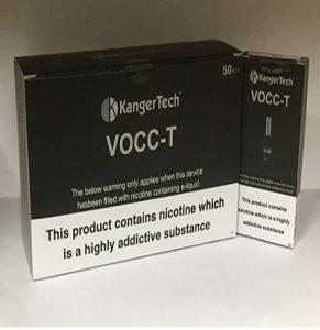 Kangertech VOCC-T Coil