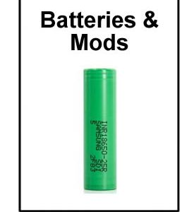 BATTERIES & MODS
