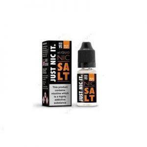 Just Nic It Nicotine Salt 80vg 20mg