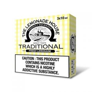 Lemonade House Eliquid 10ml Multipack
